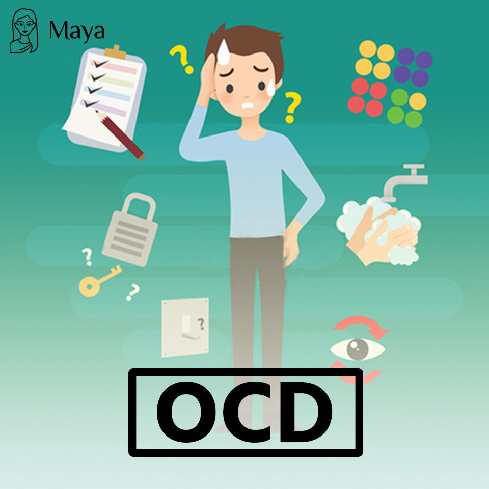 The Four Steps to Diagnose OCD